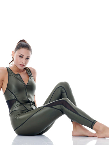 Dazzle High Power Studio Jumpsuit