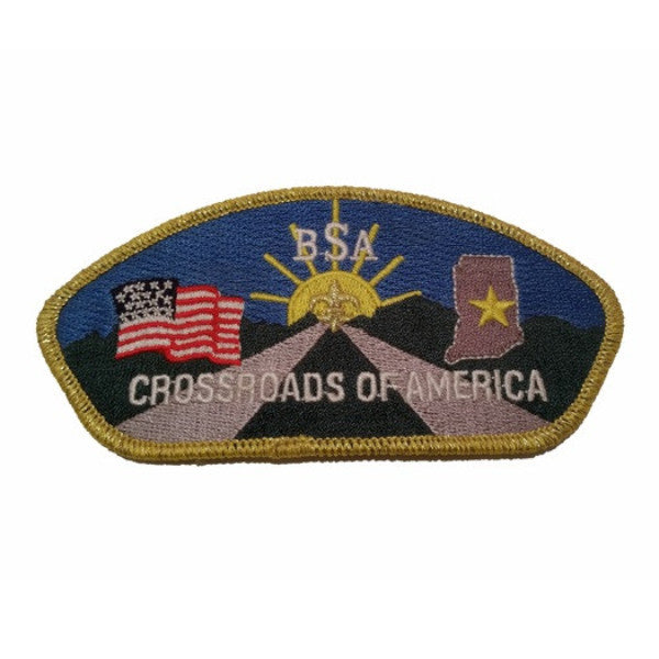 Crossroads of America Council Patch