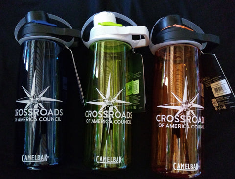 Crossroads Camelbak Chute Bottle 25oz