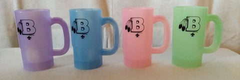 Camp Belzer Color Changing Mugs
