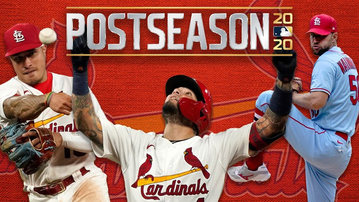 Stl Cardinals in 2020 postseason playoffs