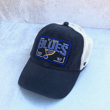 Blues '47 Macarthur Clean Up - Bling
