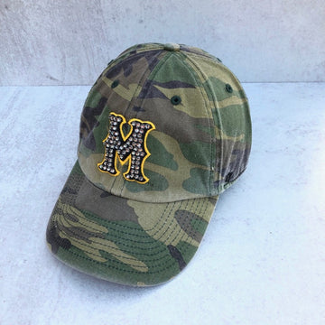 Mizzou '47 Camo Clean Up - Bling