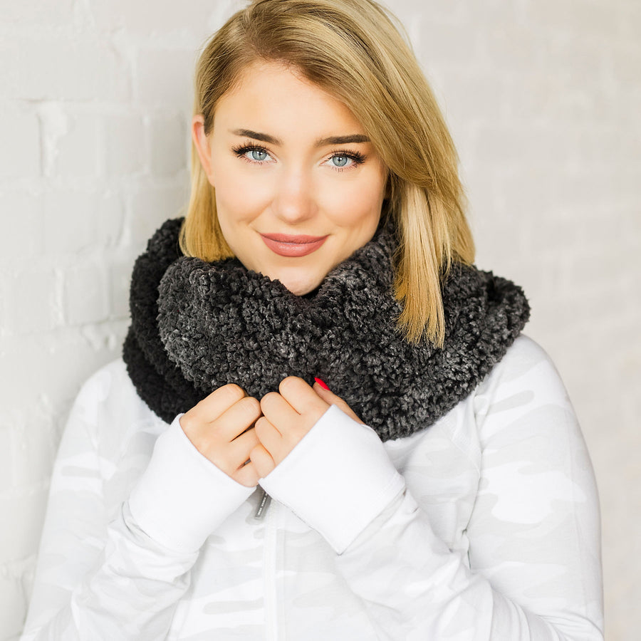 Flanker Sherpa Infinity Scarf