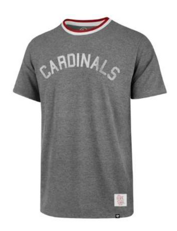 Cardinals '47 Grey Durham Tee