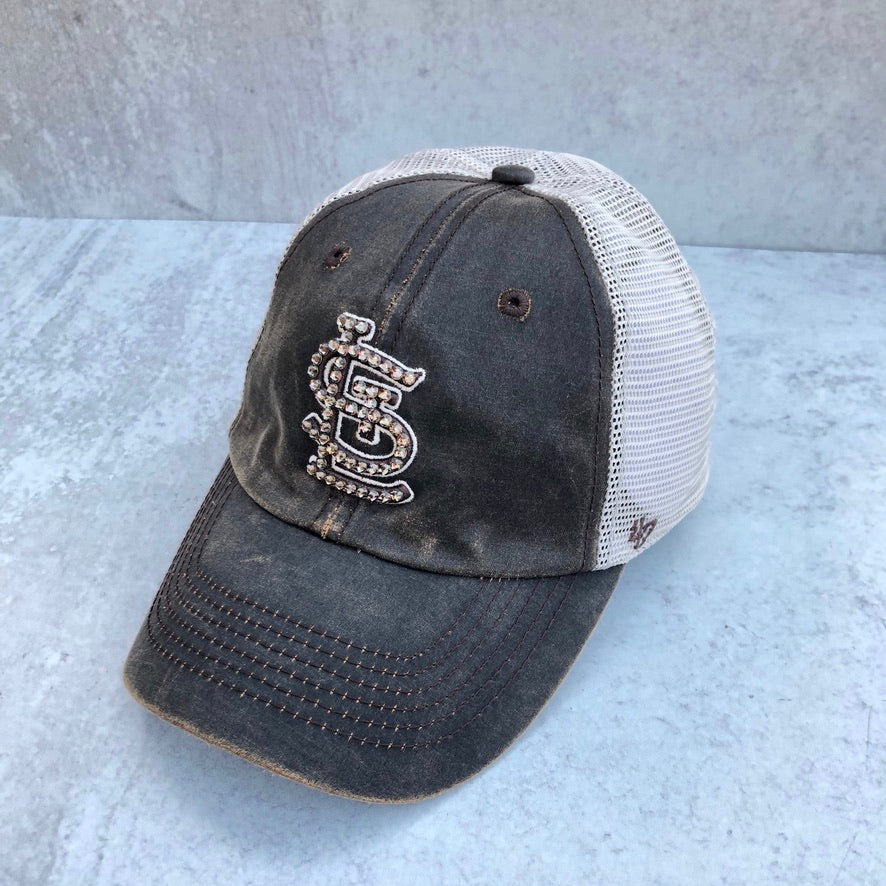 STL '47 Oil Cloth Mesh Clean Up w/ Bling