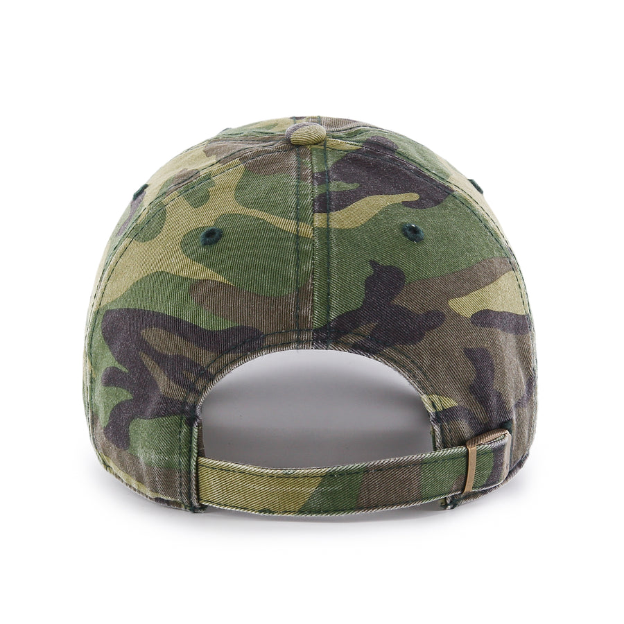 St. Louis Blues Camo Baseball Hat