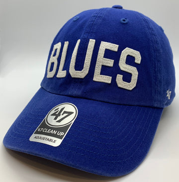 Blues '47 Finley Clean Up