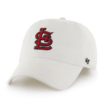 STL '47 White with Red Clean Up