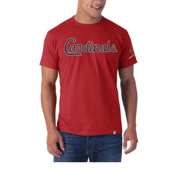 Cardinals '47 Red with Navy Fieldhouse