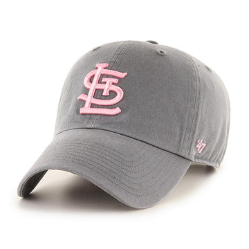 STL '47 Dark Gray with Pink Clean Up