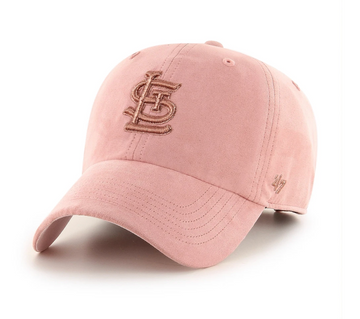STL  '47 Pink Uptown Suede Clean Up