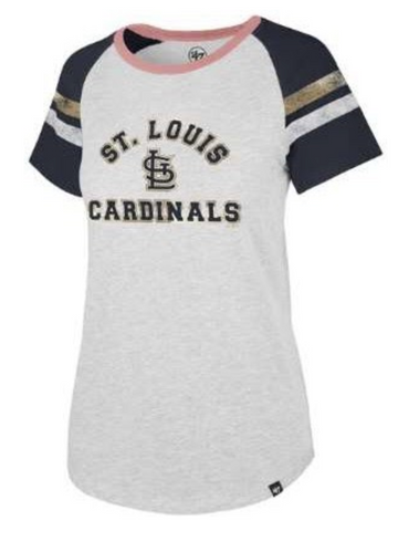STL Cardinals '47 Fly Out Raglan