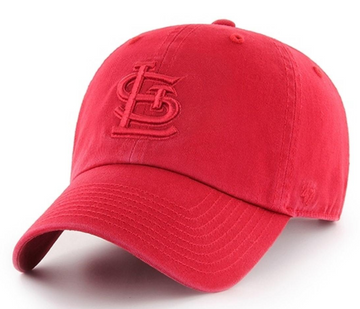 Red on red Cardinals Hat Cap