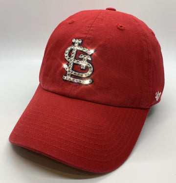 STL '47 Red with White Clean Up - ROCKS