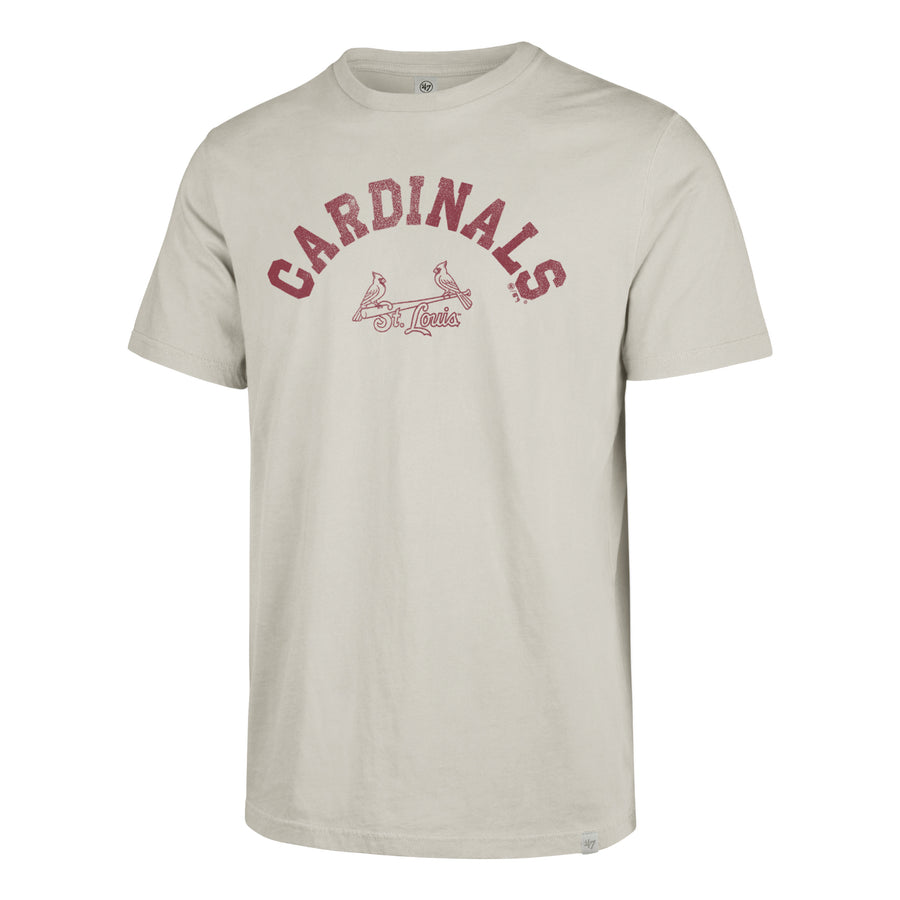 2 birds on 47 hudson tee 2Lu st louis cardinals stl