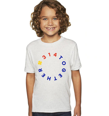 #314together kids tee youth tee 314 tee 314 together kids tee
