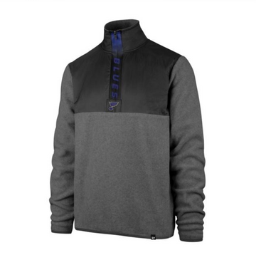 Blues '47 Alpine Fleece Quarter Zip