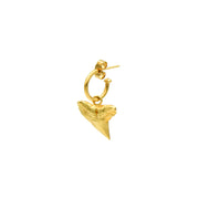 Ariel Shark Earring