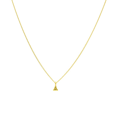 Bella Initial Necklace Kids