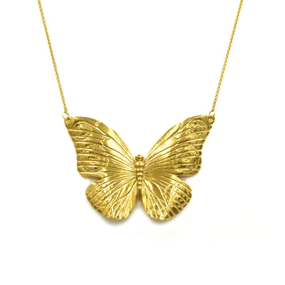 Anja Butterfly Necklace