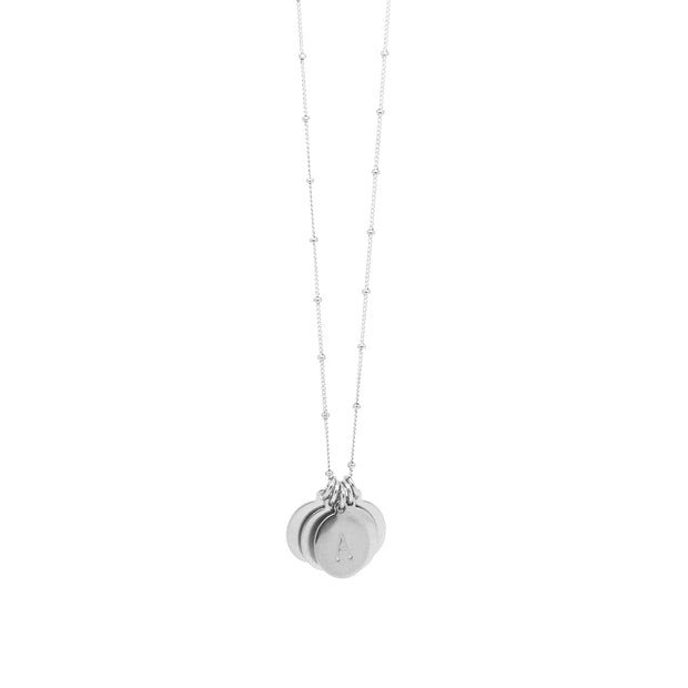 Cherish Necklace 5 Discs