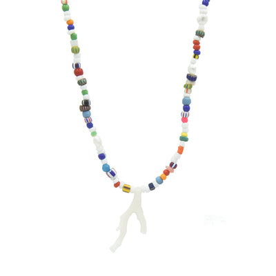 Cruz Coral Necklace