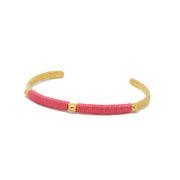 Dido Bangle Hot Pink