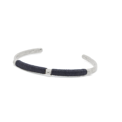 Dido Bangle Charcoal Mens