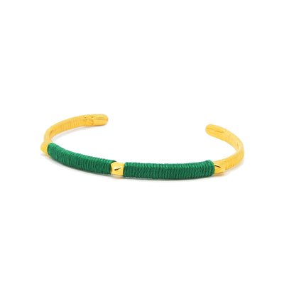 Dido Bangle Green