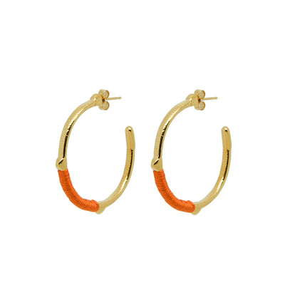 Dido Hoops Orange