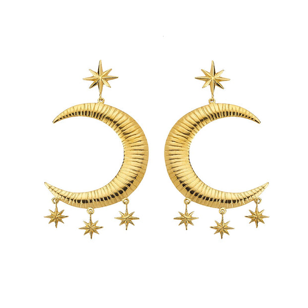 Freya Earrings Pair