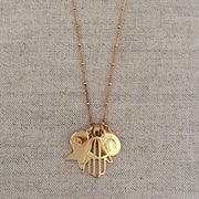 Hannah Charm Necklace
