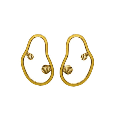 Wylde Earrings Yellow