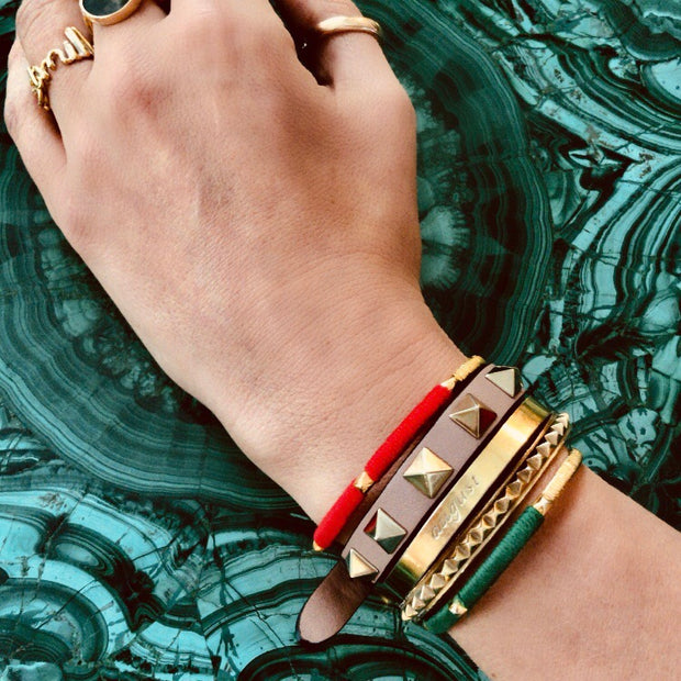 Dido Bangle Red