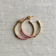 Dido Hoops Rose