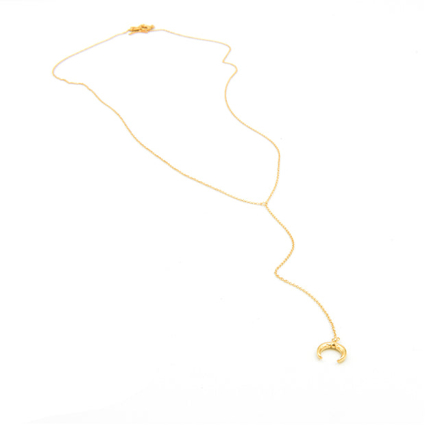 Norma Lariat Necklace