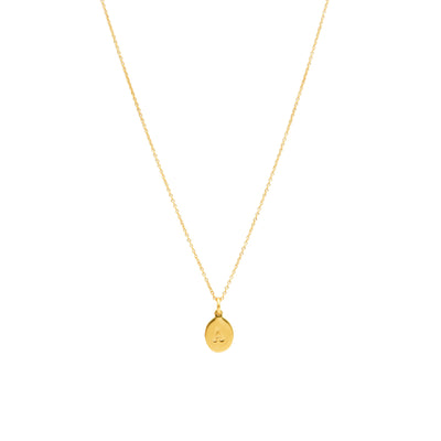 Olivia Initial Necklace Kids