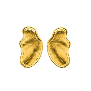 Petra Earrings Gold