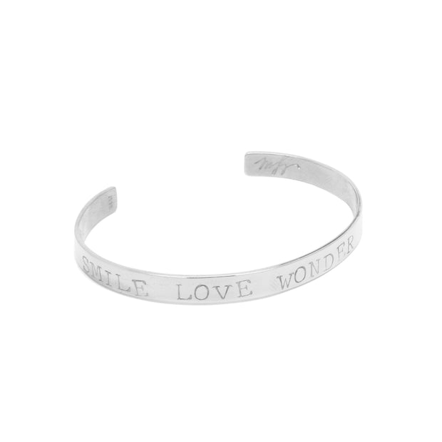 Story Bangle Dream Smile Love