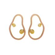 Wylde Earrings Blush