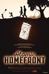 Atomic Homefront DVD