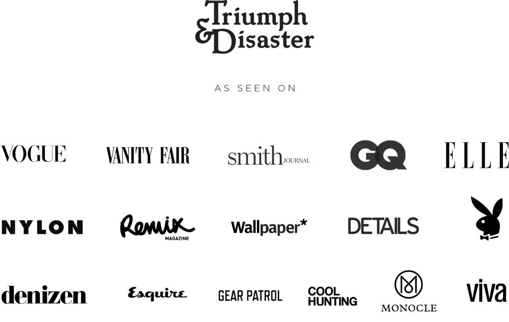 Triumph & Disaster Press