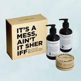 It's a Mess Ain't it Sheriff | Hair Product Kits | Ponsonby Pomade | Triumph & Disaster NZ