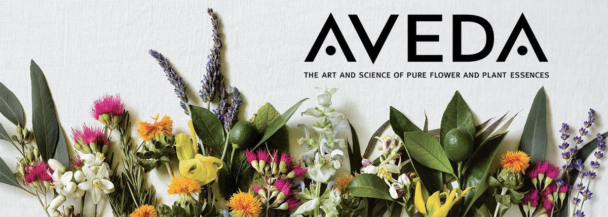 Aveda products on The Beauty Agenda