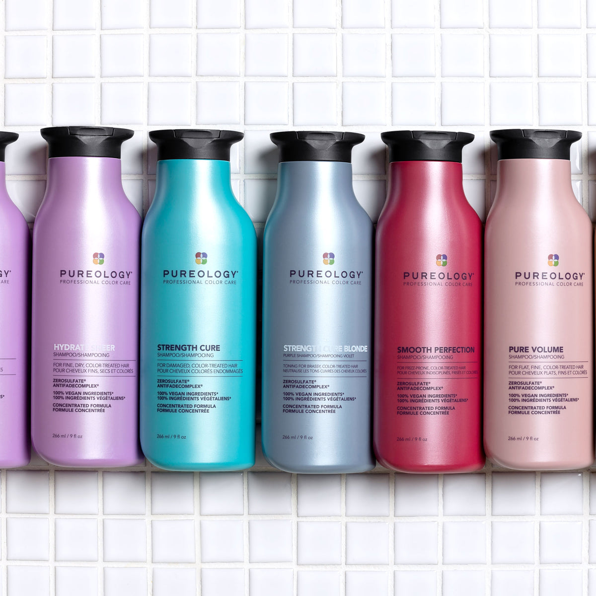 Pureology sulphate-free hair products