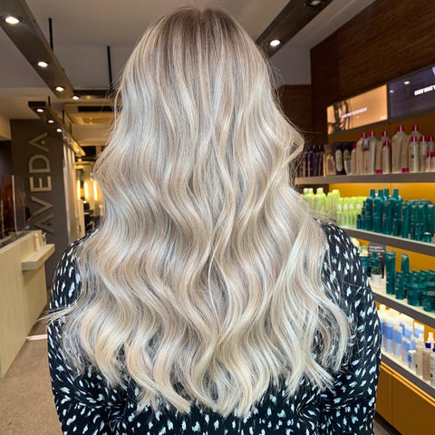What Hair Products to use for the perfect soft wave blowdry