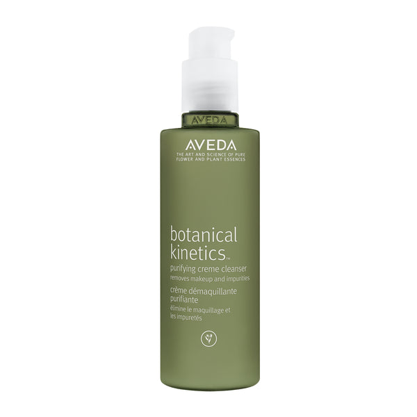 aveda botanical kinetics™ purifying creme cleanser 150ml