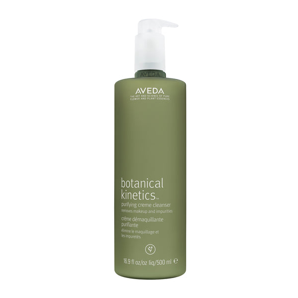 aveda botanical kinetics™ purifying creme cleanser 500ml