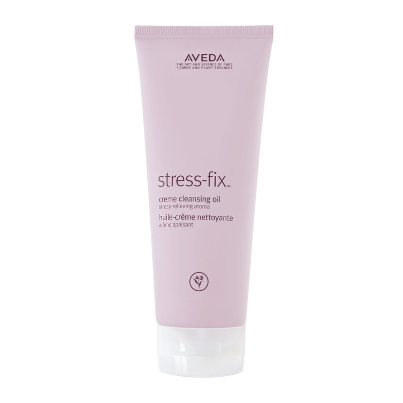 Aveda stress-fix™ creme cleansing oil